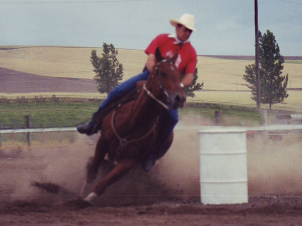 HaveMoney WillTravel Barrel Racing